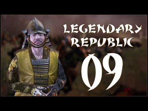 BLIND FIRING - Obama (Legendary Republic) - Fall of the Samurai - Ep.09!