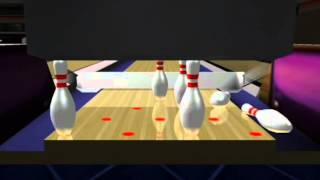 AMF Bowling 2004 - Xbox Gameplay