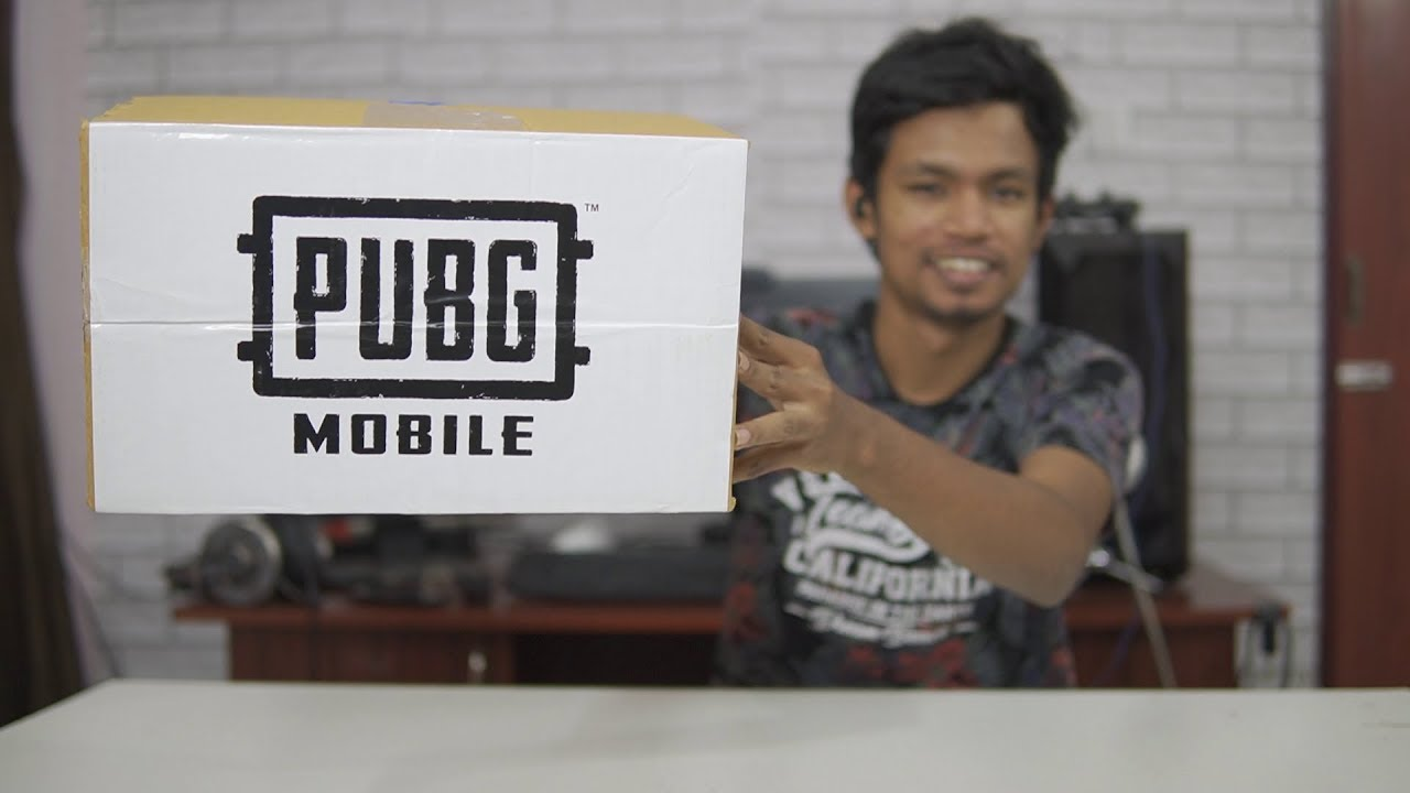 New PUBG Mobile Unboxing in Tamil