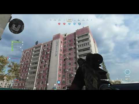 Call Of Duty Modern Warfare / Afilando Puntería .