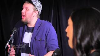 Jonathan Thulin and Charmaine - Dead Come to Life / Live in the Hope 103.2 Studio