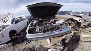 BMW e34 против Toyota MARK II -/ПРО MARKII/
