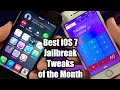 Best iOS 7 Jailbreak Tweaks of the Month! - September 2014