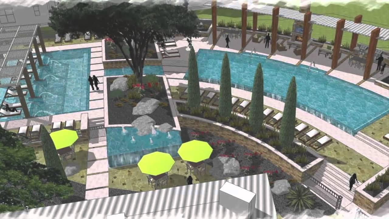 The Allure Apartments Cedar Park Tx