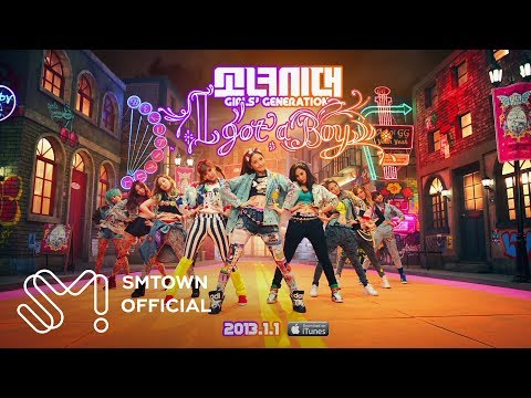 Girls Generation 소녀시대 I GOT A BOY Dance Teaser
