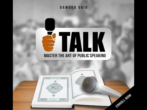 Course Promo - T.A.L.K - Master the Art of Public Speaking
