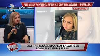 WOWBIZ (28.11.2017) - Carmen Serban: