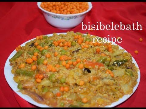 Bisibelebath recipebisibele huli annakarnataka special recipe bisibelebath recipebisibele huli annakarnataka special recipe bisibelebath in kannadadal veg rice forumfinder Gallery