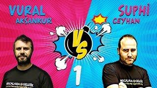 Vural Hoca vs Suphi Hoca - Challenge