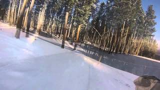 Video Breck's run of the day on Peak 9 download MP3, 3GP, MP4, WEBM, AVI, FLV November 2018