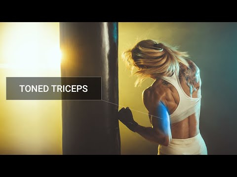 10 Minute TONED TRICEPS (Isolate & Sculpt)