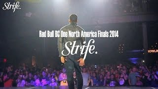 Roxrite, Marlon, Neguin | Judges Red Bull BC ONE North America 2014 | Strife.TV