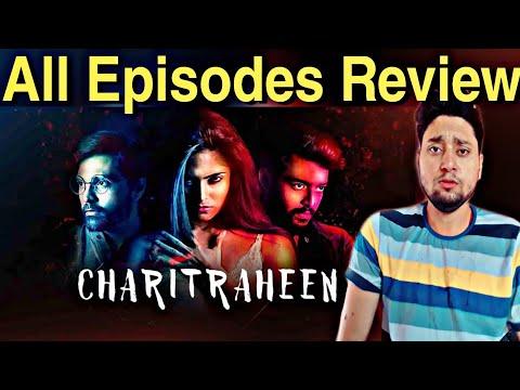 Charitraheen Season 1 Web Series  Full Story & Ending Explained In Hindi | MX Player | Kripal Mishra