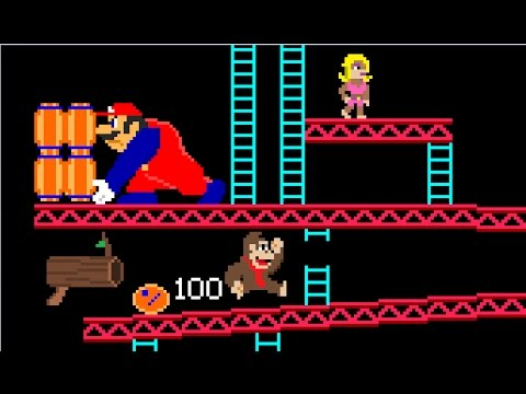 Thumbnail: If Donkey Kong and Mario switched places