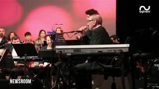 زياد الرحباني يعود إلى نشاطه الفني وأغاني أغاني ترافقه في حفل حراجل!