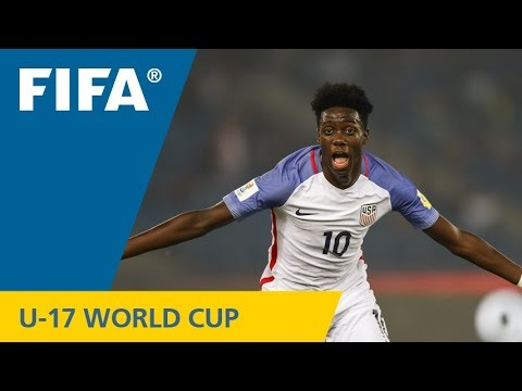 Match 38: Paraguay v USA – FIFA U-17 World Cup India 2017