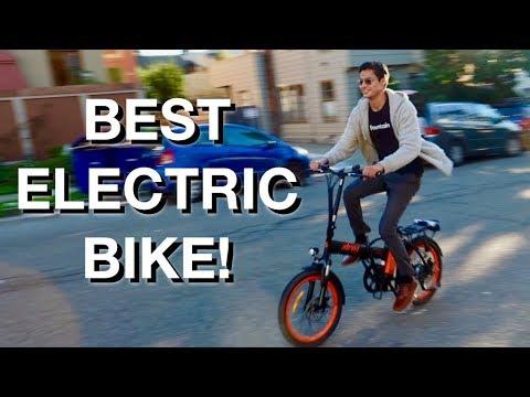 Best E-Bike!! - GreenBike Alpha Speed Electric Bicycle   Full Review