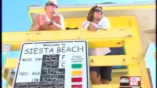 Lifeguards work to keep kids safe