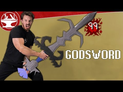 How DESTRUCTIVE is the GODSWORD from Old School RuneScape?