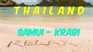 видео Путеводитель по развлечениям в Краби в Тайланде