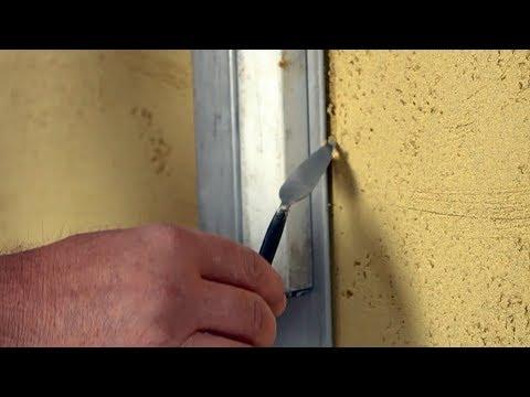 Turbo Natursteinoptik mit Putz selber machen - YouTube FC91