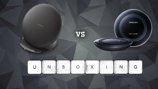 Samsung Wireless Chargers Comparison Convertible vs Flat vs Plugged In