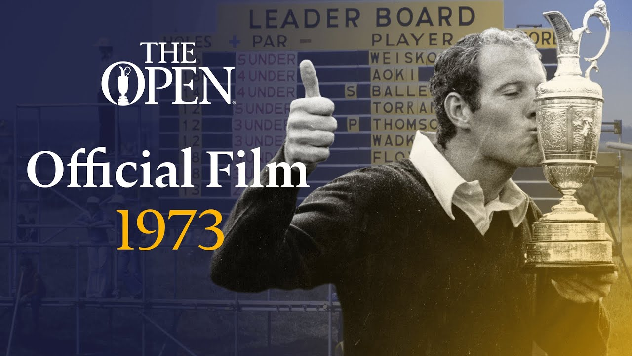 Tom Weiskopf wins at Royal Troon | The Open Official Film 1973