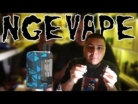 NGEREVIEW - Joyetech Exceed Grip KECIL KECIL STABIL