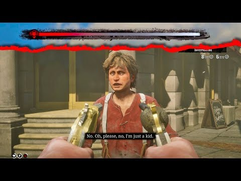 10 HORRIBLE Things You Can Do in Red Dead Redemption 2