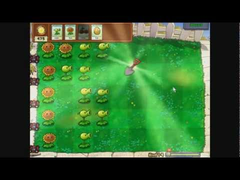 ¡Vamos a Jugar! - Plants vs. Zombies (parte 1)