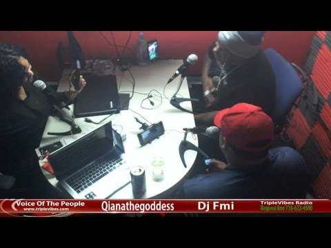 Triplevibes Radio - Reggae Love/House of Love Radio show
