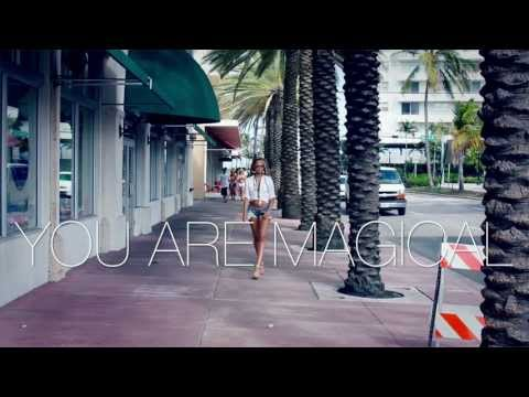 Kaysha - You are magical [Official Music Video]