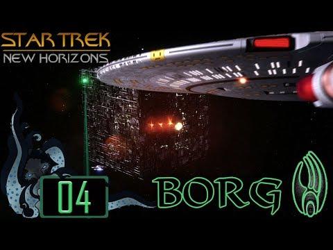 A Step Forward - Star Trek: New Horizons (Stellaris Mod) - Borg - #04 - Insane Let's Play