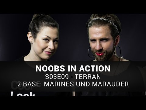 NIA S03E09 - 2 Base: Marines und Marauder (Terran)