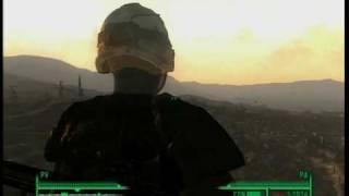 Fallout 3 - Charon´s flying shotgun bug