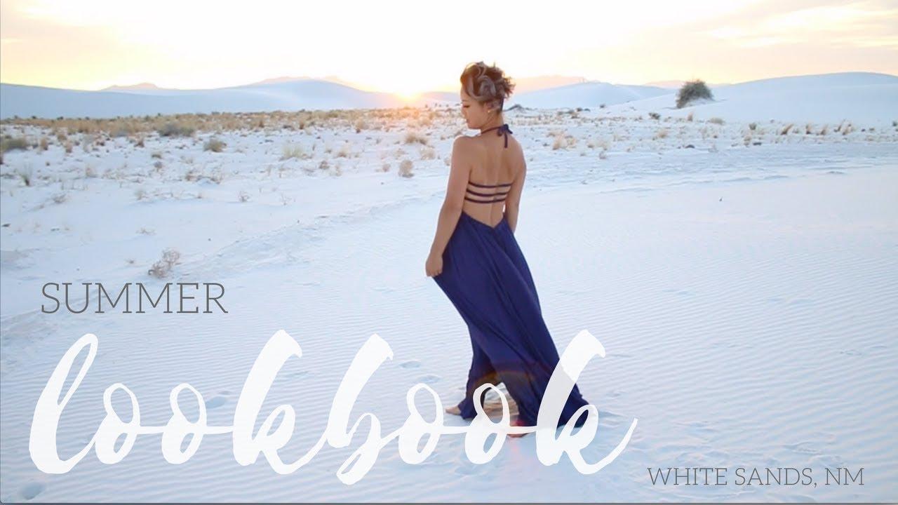 [VIDEO] - Summer Lookbook   White Sands 7