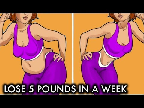 can-you-really-lose-5-pounds-in-just-one-week?