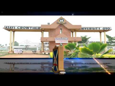 Ajayi Crowther University's Admission Jingle for 2017/2018 Session