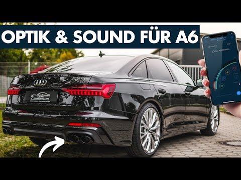 S6 Optik & Sound Für Den Diesel Audi A6! | Cete Automotive