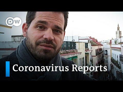 Coronavirus: What's happening across the world - correspondents report | DW News