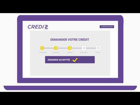 Credit en ligne - CREDIZ