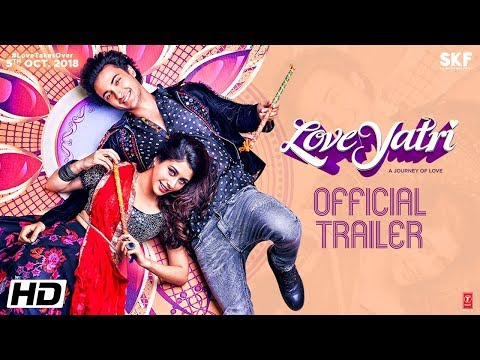 Loveyatri | Official Trailer | Aayush...