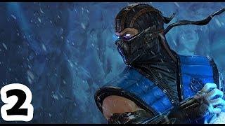Cronología de Mortal Kombat (2/3) Lalito Rams