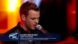 Clark Beckham - Takin