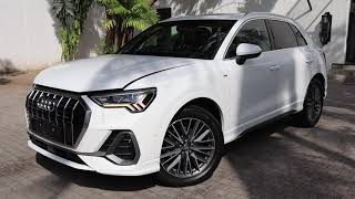 2019 Audi Q3 35TFSI Startup And Review
