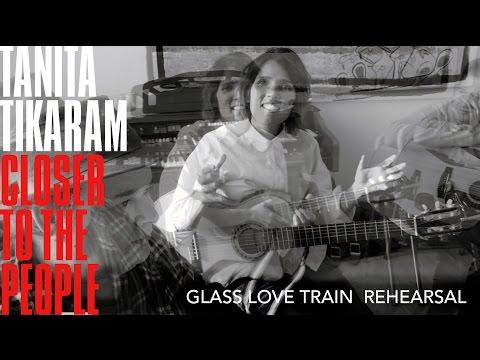 Tanita Tikaram - Glass Love Train - Rehearsal 2016