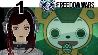 Freedom Wars - PS VITA Let