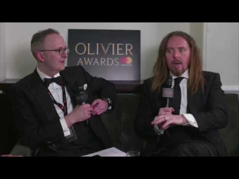 The Interval Show at the Olivier Awards 2017 with Mastercard