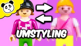 Playmobil Schule - Das große Umstyling! - Playmobil Film
