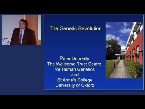 Peter Donnelly - The Genetic Revolution